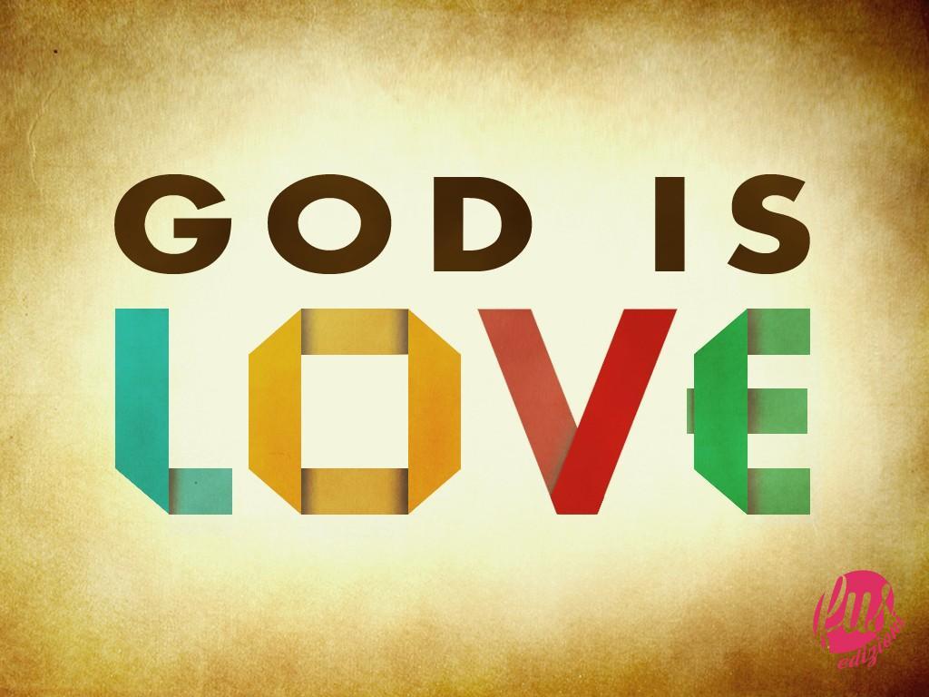 God-Is-Love