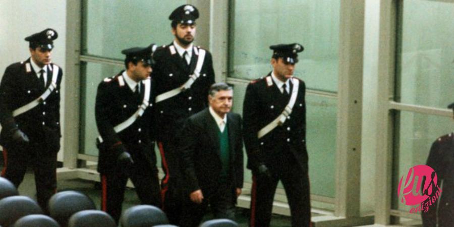 Riina scortato dai Carabinieri