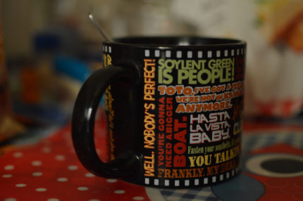 tazza cinematografica