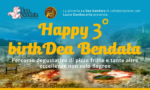 Happy 3° birthDea Bendata – Una passione contagiosa